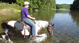 missouri horseback riding